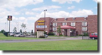 Emporia Ks Hotels With Airport Shuttle